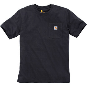 Carhartt Workwear Pocket T-Shirt Men, black